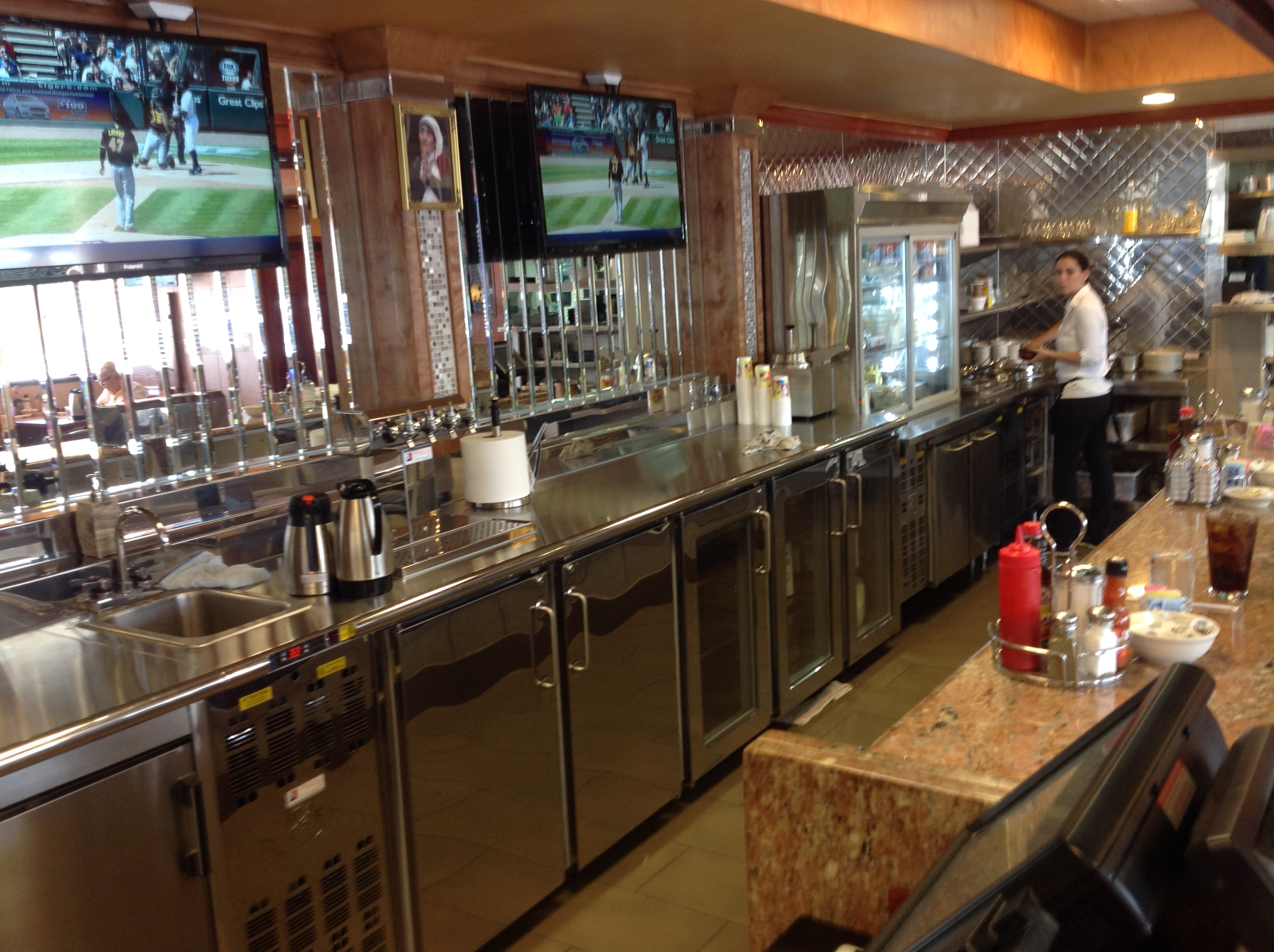 Refrigeration Asi Equip Commercial Kitchen And Bar