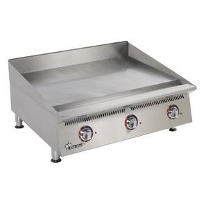Griddle Heavy Duty - Natural Gas - Star-Ultra Max