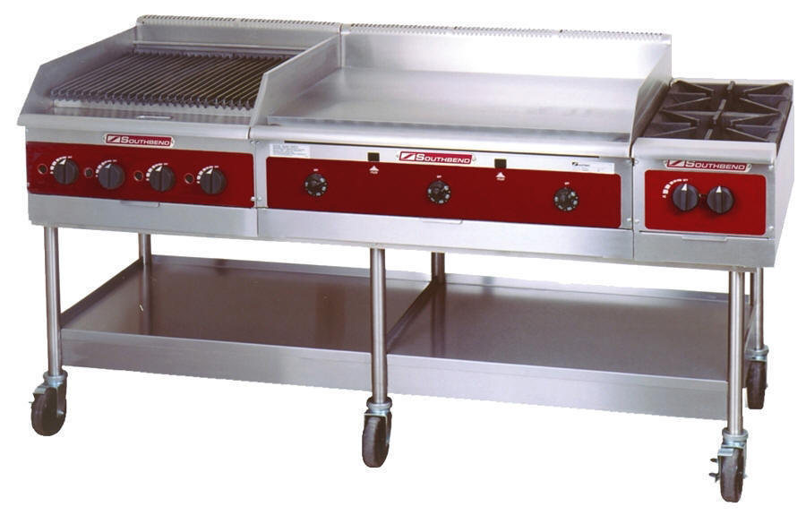 Cooking Equipment Stand