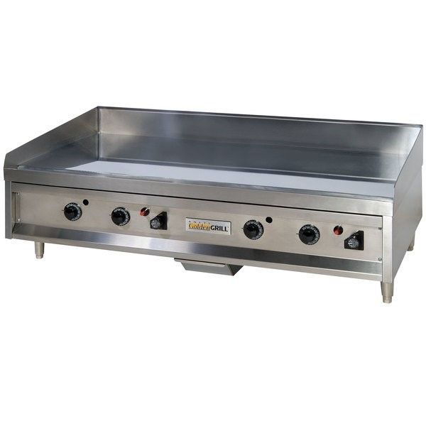 Griddle Heavy Duty - Natural Gas - Anets