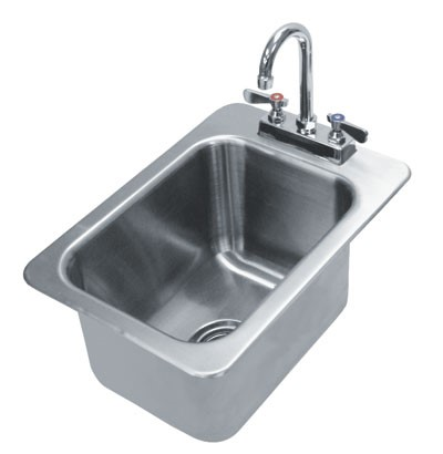 DROP-IN HAND SINKS
