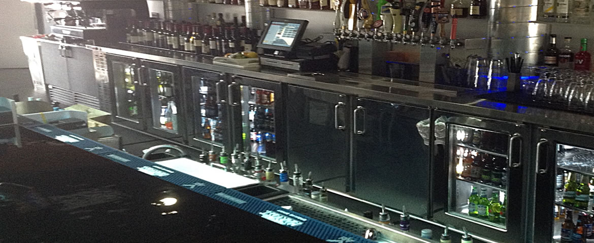 ASI Equip - Complete Bar System Design & Build